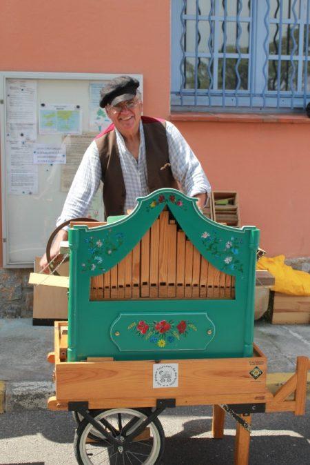 Le facteur d'orgues
